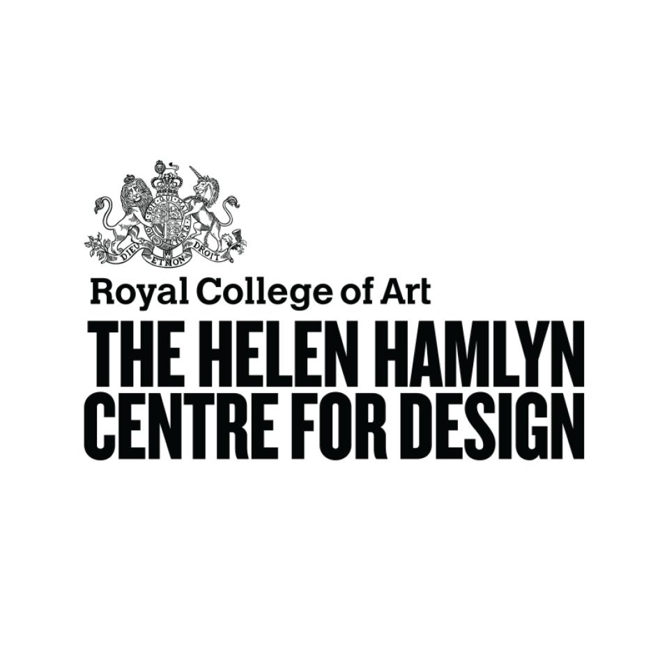 RCA, Helen Hamlyn logo